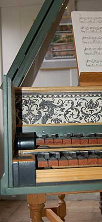 [Flemish Double-Manual Harpsichord]